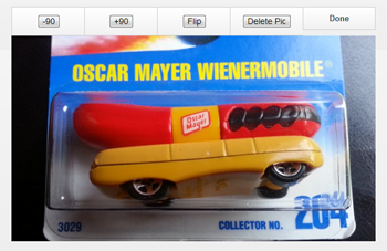 HWCollecting.com - Hot Wheels Database - Oscar Meyer Weinermobile